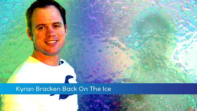 Preview of - Kyran Bracken Back On Ice