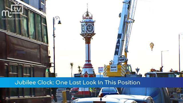 Preview of - Jubilee Clock: One Last Look