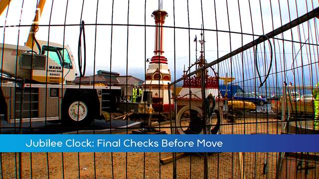 Preview of - Jubilee Clock: Final Checks