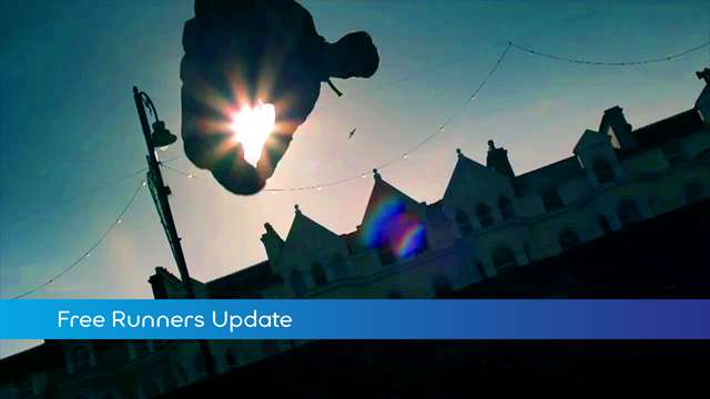 Preview of - Free Runners: Update