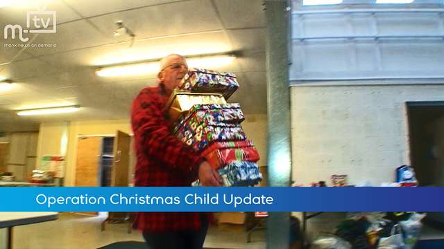 Preview of - Operation Christmas Child Update