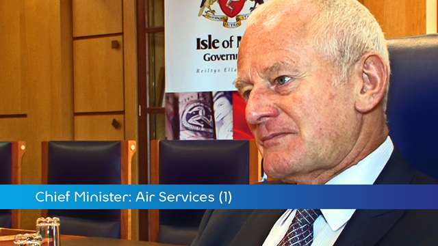 Preview of - Chief Minister: Air Services (1)