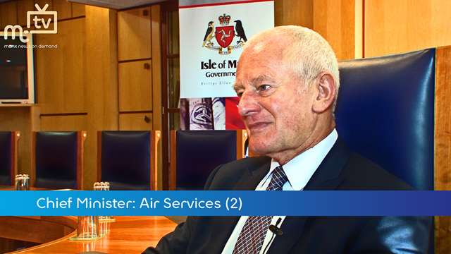 Preview of - Chief Minister: Air Services (2)