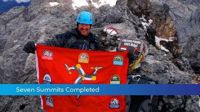 Preview of - Seven Summits Completed