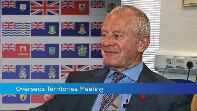 Preview of - Overseas Territories Meeting