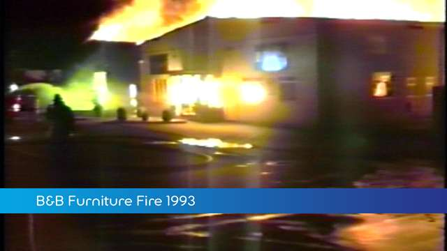 Preview of - Furniture Store Fire 1993