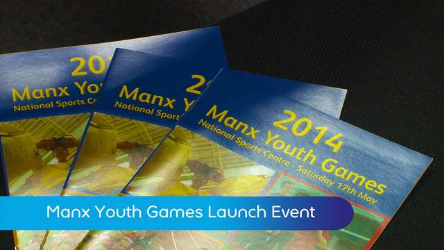 Preview of - Manx Youth Games Launch