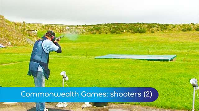 Preview of - Commonwealth Games: shooters (2)