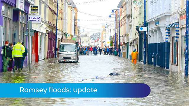 Preview of - Ramsey floods: update