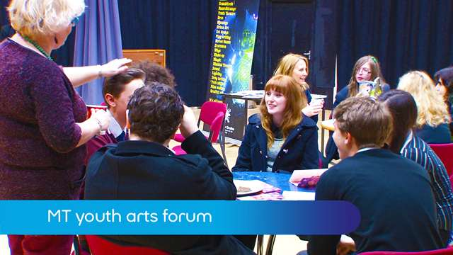 Preview of - Island of Culture: youth arts forum