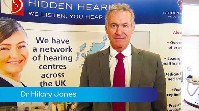 Preview of - Dr Hilary Jones