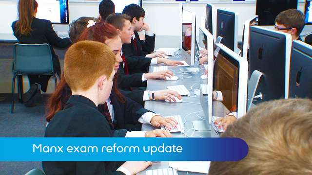 Preview of - School exam reform
