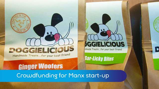 Preview of - Crowdfunding for Manx start-up