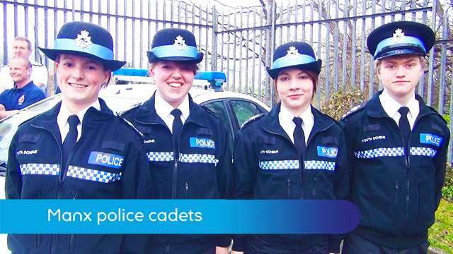 Preview of - Manx police cadets