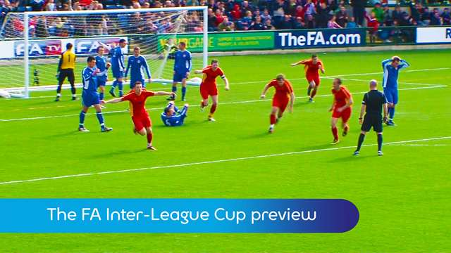 Preview of - FA inter-league cup preview
