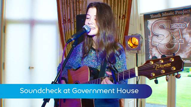 Preview of - Soundcheck at Government House