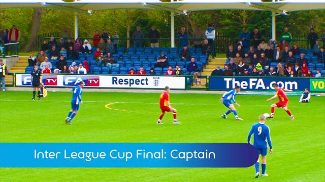Preview of - Inter League Cup Final: captain