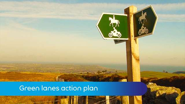 Preview of - Green lanes action plan