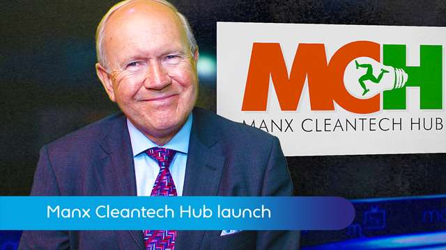 Preview of - Manx Cleantech Hub launch