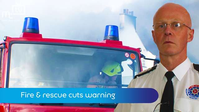 Preview of - MTTV archive: Fire & rescue cuts