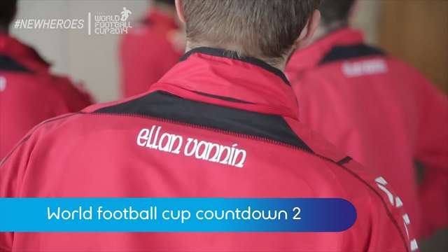 Preview of - World football cup countdown 2
