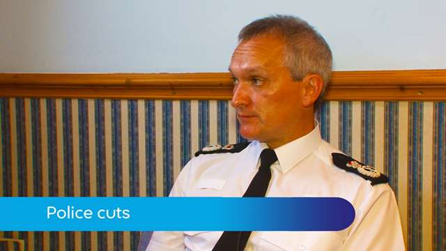 Preview of - Stations close and jobs go in police cuts