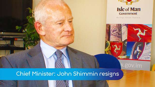 Preview of - Minister resigns