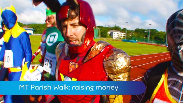 Preview of - MT Parish Walk: raising money for charity