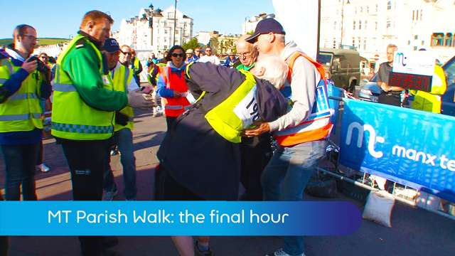 Preview of - MT Parish Walk: the final hour
