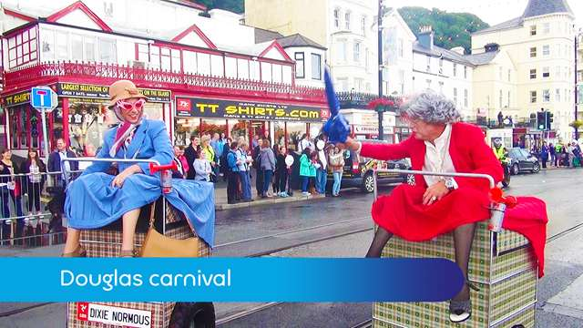 Preview of - Douglas carnival returns