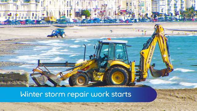 Preview of - Winter storm repairs start