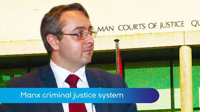 Preview of - Criminal justice system update