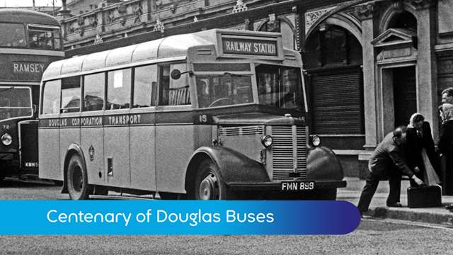Preview of - 100 years of Douglas buses