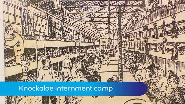 Preview of - Knockaloe internment camp exhibition