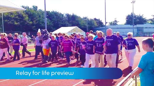 Preview of - Relay for life preview