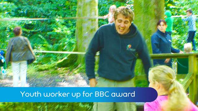 Preview of - Youth worker up for TV award