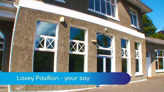 Preview of - MTTV archive: Laxey Pavilion redevelopment
