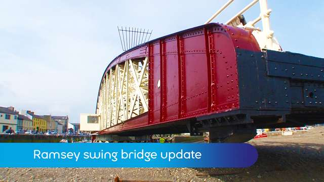 Preview of - Ramsey swing bridge to re-open
