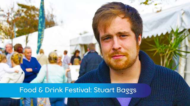 Preview of - Food & Drink Festival: Stuart Baggs