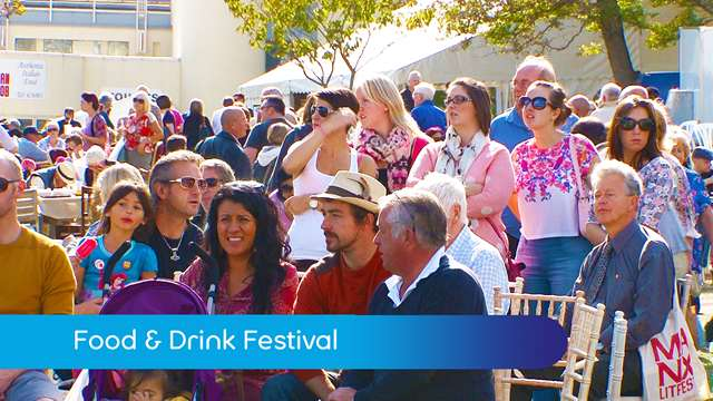 Preview of - Food & Drink Festival success