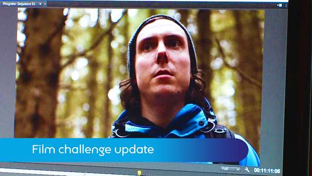 Preview of - Film challenge update