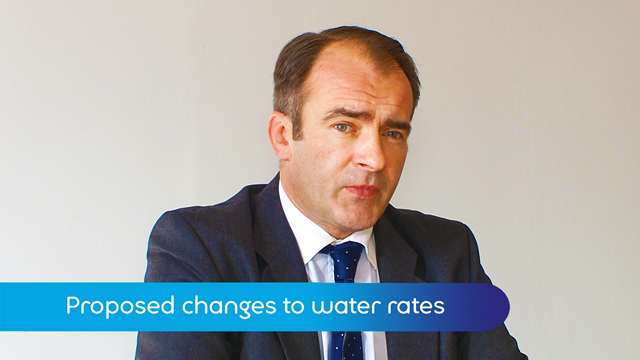 Preview of - Cannan outlines new sewerage charge