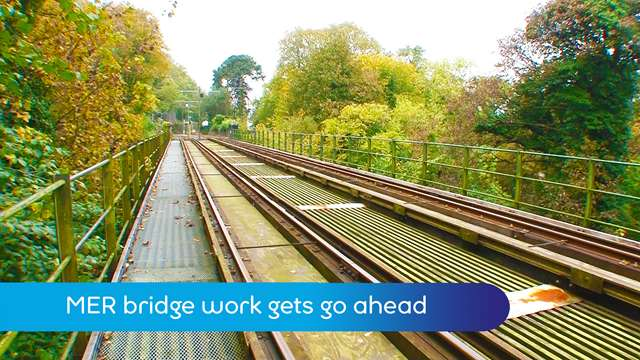 Preview of - £1.2m bridge repairs approved