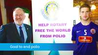 Goal to end polio