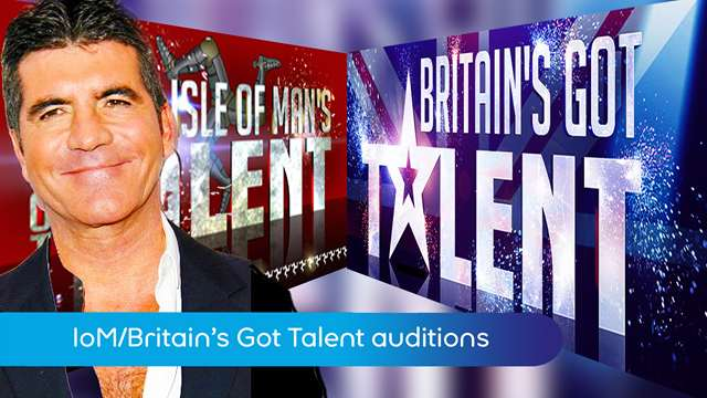 Preview of - IoM/Britain's got talent auditions