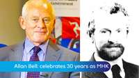 MTTV archive: Allan Bell 30 years in Tynwald