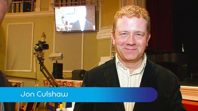 Preview of - Jon Culshaw