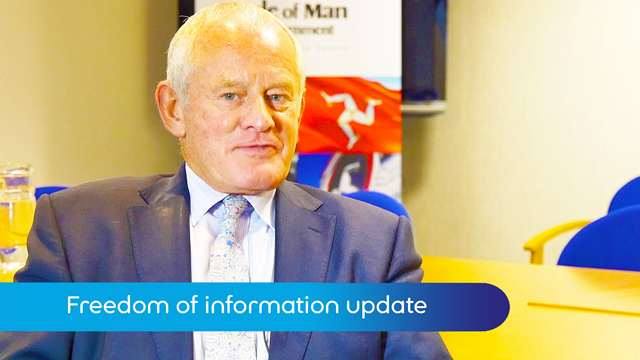 Preview of - Chief Minister: FOI update