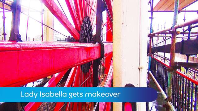 Preview of - Lady Isabella gets a makeover