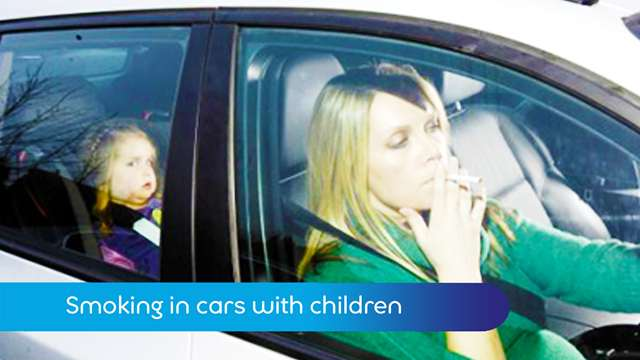 Preview of - Ban on smoking in cars with kids